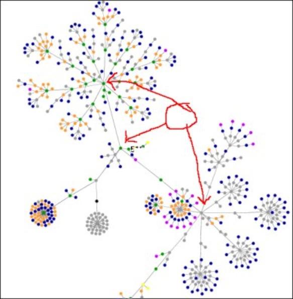 Backlink Strategie Cluster