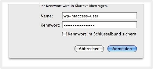 Wordpress Htaccess Protect
